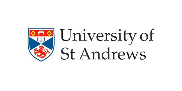 [Translate to Français:] Logo University of St. Andrews
