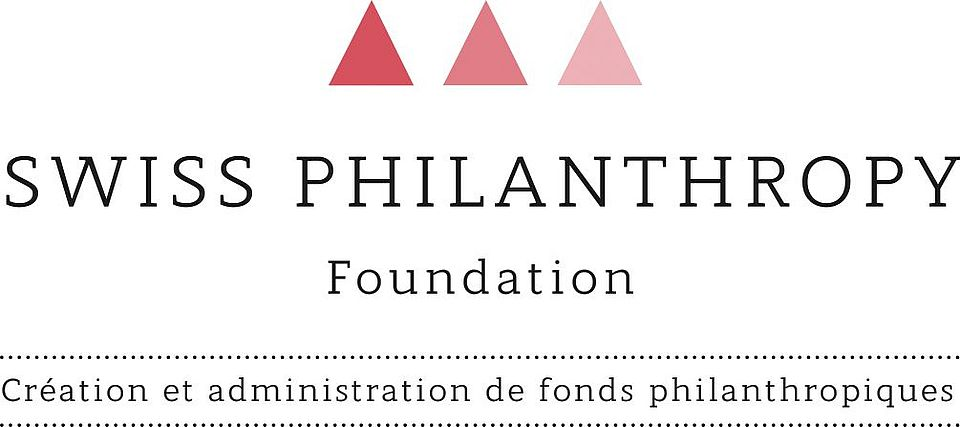 [Translate to Français:] Logo Swiss Philanthropy Foundation