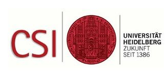 [Translate to Français:] Logo CSI Universität Heidelberg