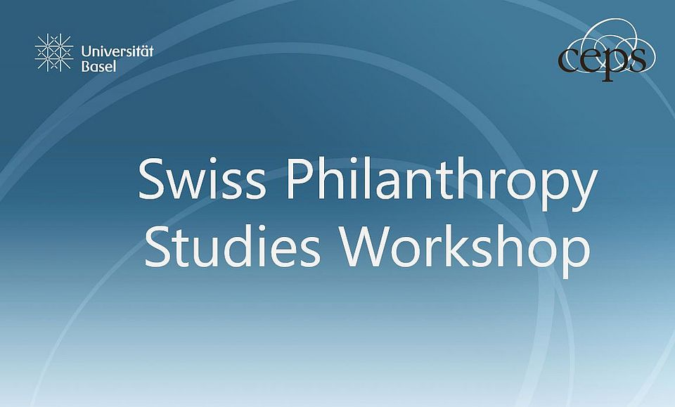 Swiss Philanthropy Studies Workshop