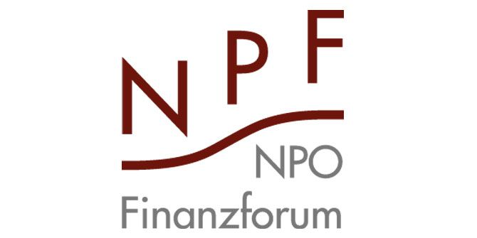 [Translate to Français:] Logo NPO Finanzforum