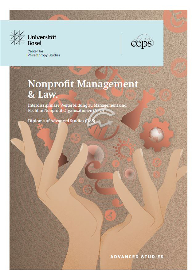 Cover DAS Nonprofit Management & Law