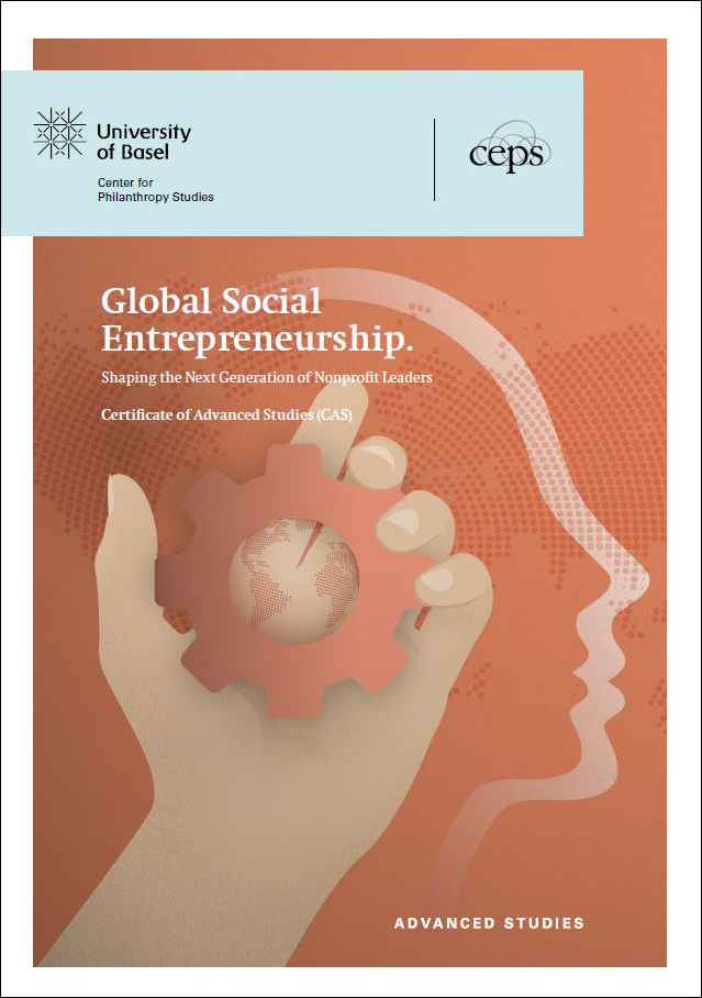 Cover CAS Global Social Entrepreneurship