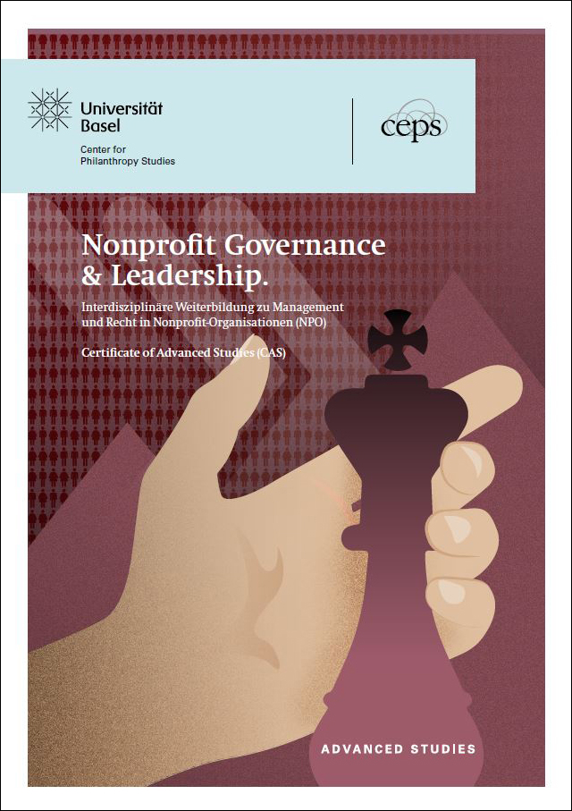 Cover Flyer Nonprofit Governance & Leadership