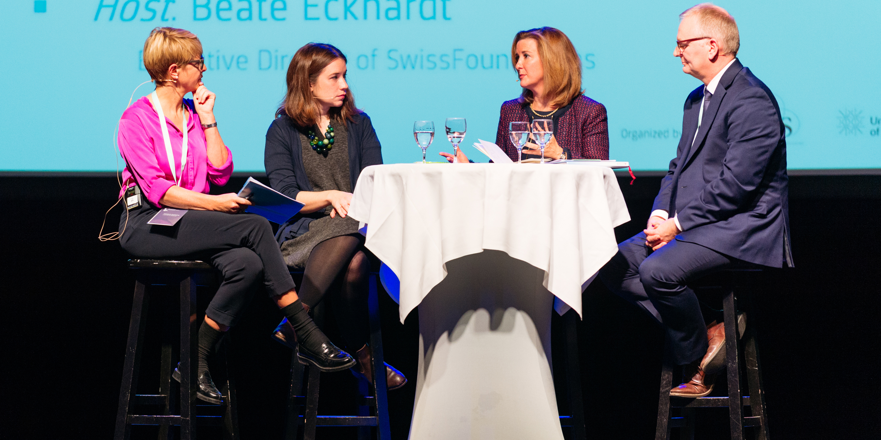 Panel Changes in Philanthropy